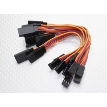 10CM Servo Lead Extention (JR) 26AWG