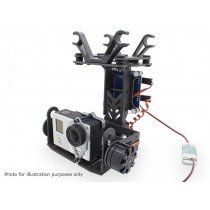 ACK GoPro And Action Cam Brushless Gimbal With Controller And Motors (AXN)