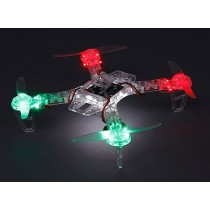 HobbyKing FPV250 Ghost Edition LED Night Flyer FPV Quad Copter
