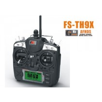 Turnigy 9XR Transmitter Mode 2 (No Module)