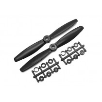 Gemfan Bull Nose ABS 6045 2-Blade Propellers Black (CW/CCW) (2pcs)