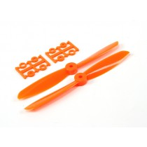 6045 Electric Propellers (CW and CCW) Orange 1 pair/bag