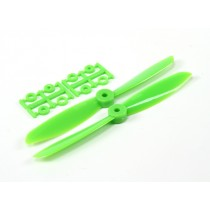 6045 Electric Propellers (CW and CCW) Green 1 pair/bag