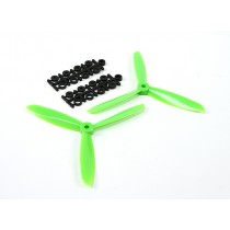 6045 x 3 Electric Propellers (CW and CCW) Green 1 pair/bag