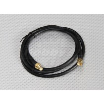 RG58 Patch Cable SMA Female to SMA Male (1 Meter) (JA)