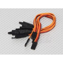 15CM Servo Lead Extention (JR) with hook 26AWG (1pcs)