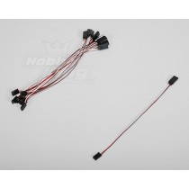 20CM Servo Lead (Futaba) 32AWG Ultra Light (1pcs)