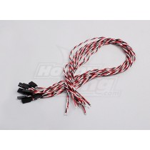 60cm Female 22AWG Twisted (1pcs)