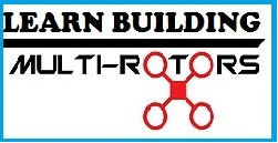 learn building multirotor